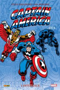 CAPTAIN AMERICA L'INTEGRALE 1974