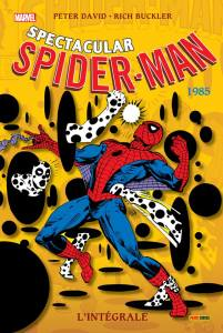 SPECTACULAR SPIDER-MAN, L'INTEGRALE 1985