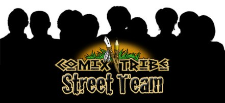 ComixTribe Street Team