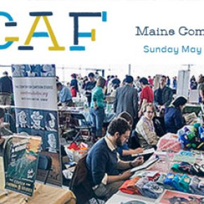 ComixTribe at MeCAF May 19