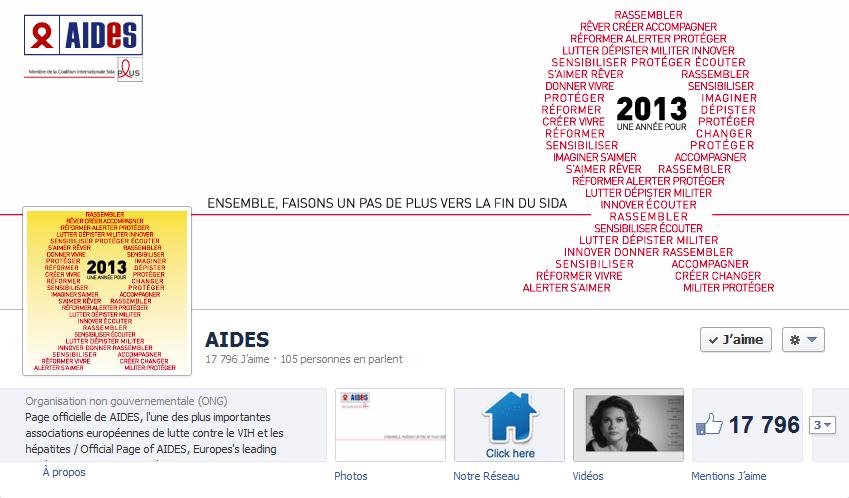 couverture facebook Aides