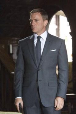 Daniel Craig dans la scène finale supprimée
