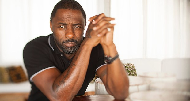 Idris Elba, Los Angeles Times, November 29, 2013