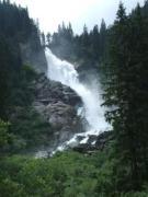 Les cascades de Krimml, en Autriche