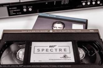 Spectre promo VHS still 3
