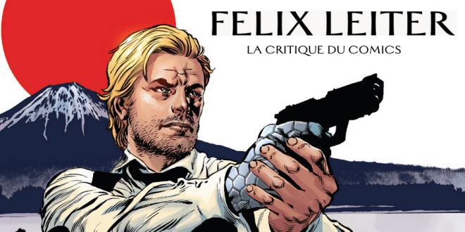 Felix Leiter comics 1
