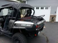 Low budget cargo bed rack - Can-Am Commander Forum