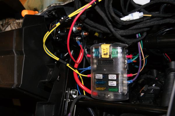Can Am Rally Fuse Box Wiring Diagram