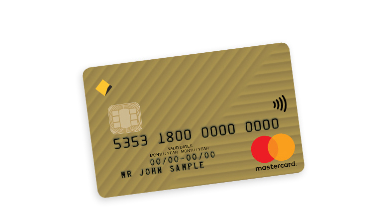 Credit cards - CommBank