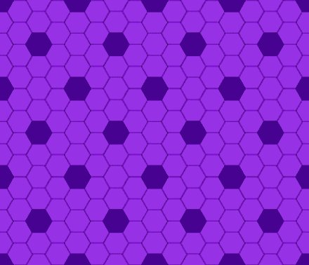Fall Colored Background Wallpaper Purple Hexagon Tile Seamless Background Pattern Background