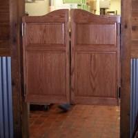 Lightweight Restaurant Kitchen Traffic Doors, Restaurant ...