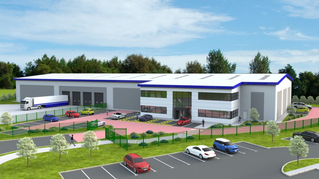 Hampton Brook To Develop New Industrial Facility In