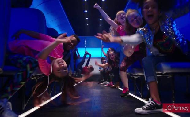 Back-to-School Lip Dub | JCPenney Commercial Song