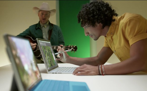 The Power of Touch | Surface Pro 4 Commercial Song