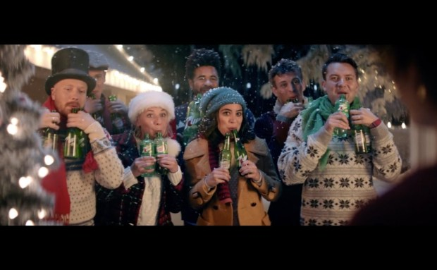 Carolers | 7UP Commercial Song
