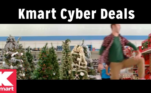 Cyber Deals | Kmart Commercial Song