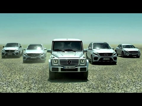 Commercialtunage great commercials great tunes for Mercedes benz commercial