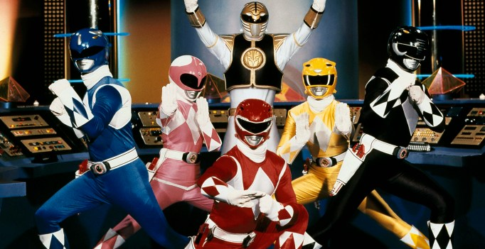 (AP Photo/Saban Brands, file) Power Rangers