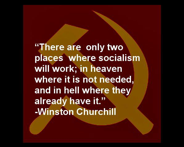 The Only Two Places Where Socialism Will Work
