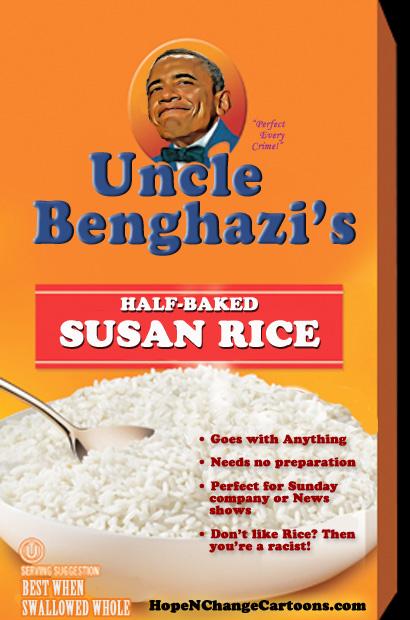 Uncle Benghazi's Rice