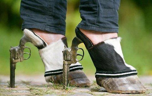 Redneck High Heels