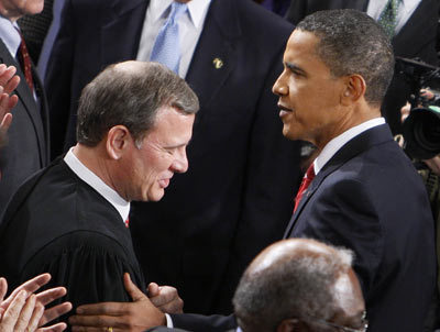 Obama Blackmail John Roberts