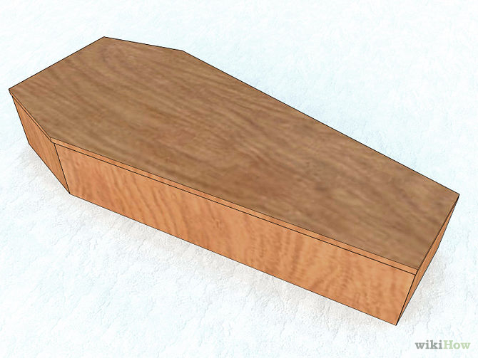 How to build a coffin submited images
