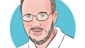 Greg Portrait, Illustration by Shannon Wright