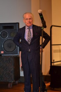 "Fashion consultant and ""Project Runway"" producer Tim Gunn spoke at VCU as part of the Activities Programming Board's Springfest. Photo courtesy of Activities Programming Board"