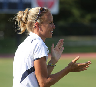 Lindsey Vanderspiegel compiled a 10-8-5 record in her final season at Georgia Southern.     Photo courtesy of VCU Athletics