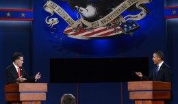 obama romney presidential debate 01