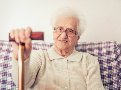 Older people with autism can depend on social care, so appropriate