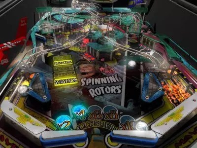 Cmo se fabrica una mquina de pinball