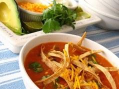 Como Hacer Sopa Azteca