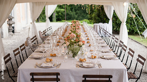 Setting the table Will a rectangular table suit your wedding?