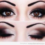 maquillaje-ojos-ahumado-negro