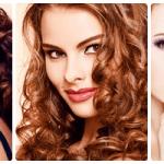 collage para utilizar el secador de cabello con difusor