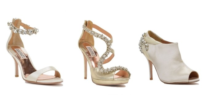 Espectaculares zapatos de Badgley Mischka