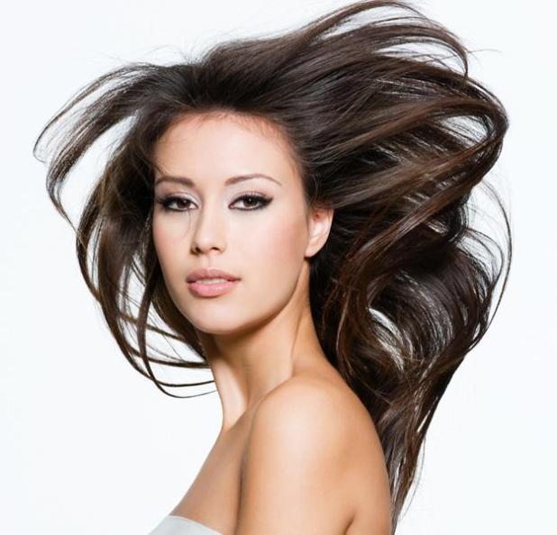 pelo sano y brillante