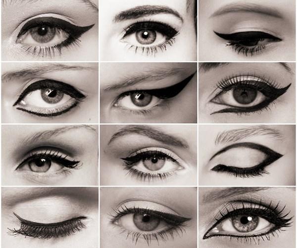 delineados para ojos