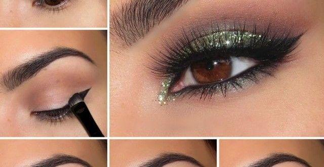 Maquillaje sencillo paso a paso: noche