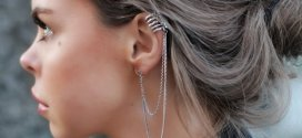 Ear Cuff son los pendientes de moda para esta temporada