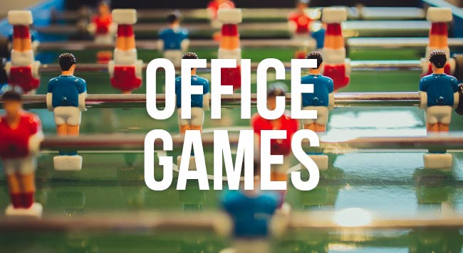 10 Fun Office Games Company Away Days - office fun games