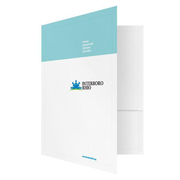 Folder Design Medical Record File Folders for Interboro RHIO - Patient File Template