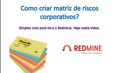Como criar matriz de riscos corporativos?