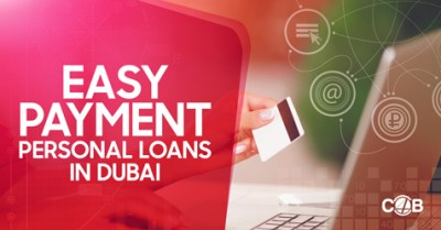 Easy payment personal loans in Dubai | Money Clinic