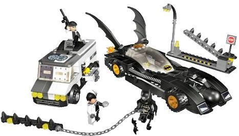 Lego Minifigure Coloring Pages LEGO Batman 7781 The Batmobile Two Faces Escape Cars and Other x