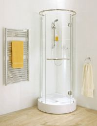 shower enclosures verona circular shower enclosure small right