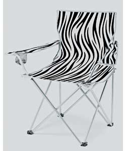 Zebra Print Folding Chair Review Compare Prices Buy Online