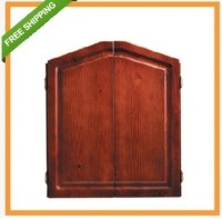 Accudart Dartboard Cabinet - D4123 Jack Dartboard Cabinet